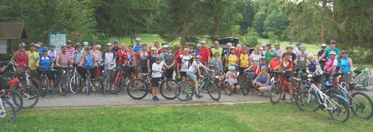 Familienradtour 2017
