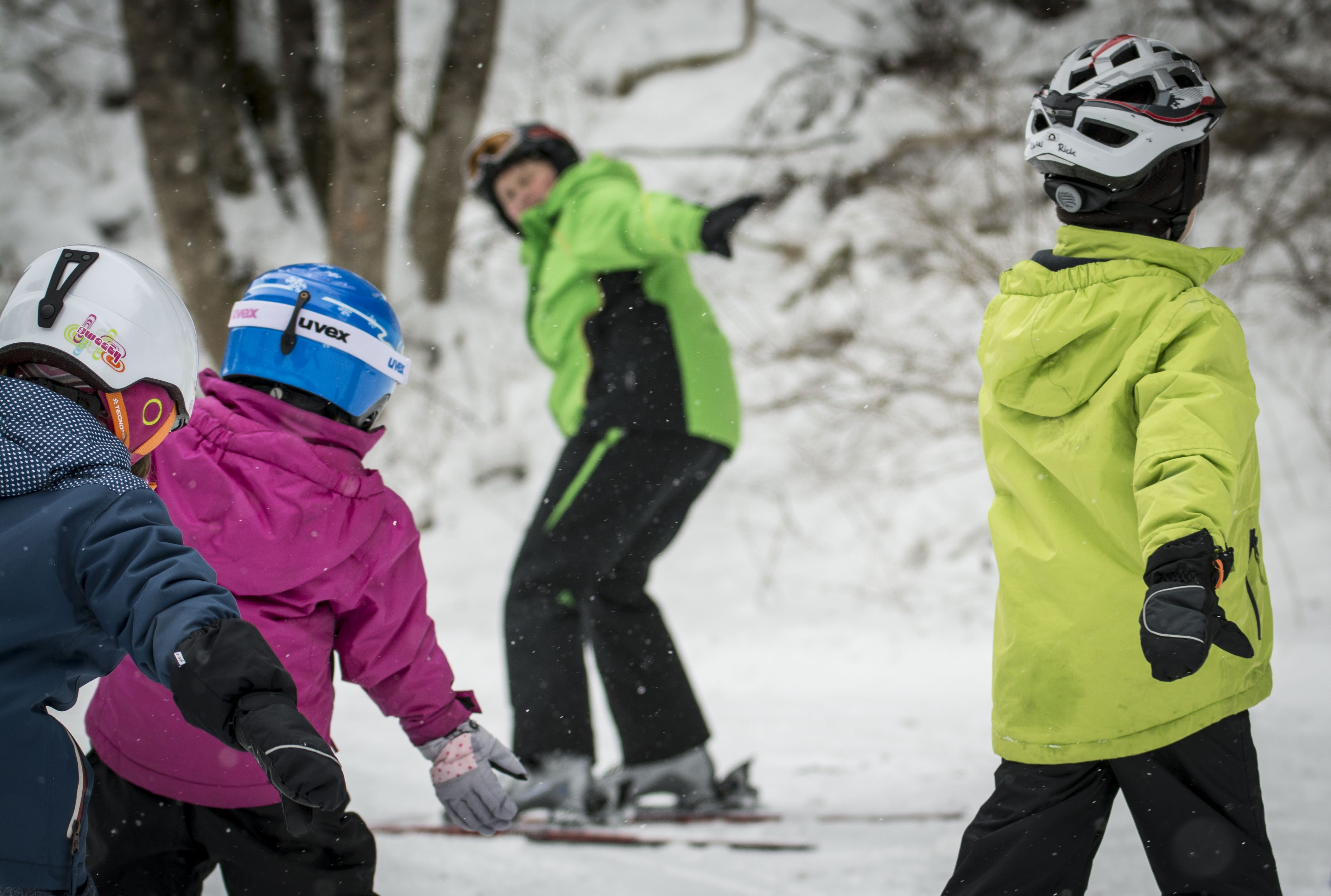 Skikurs – Sonntag 18. Februar