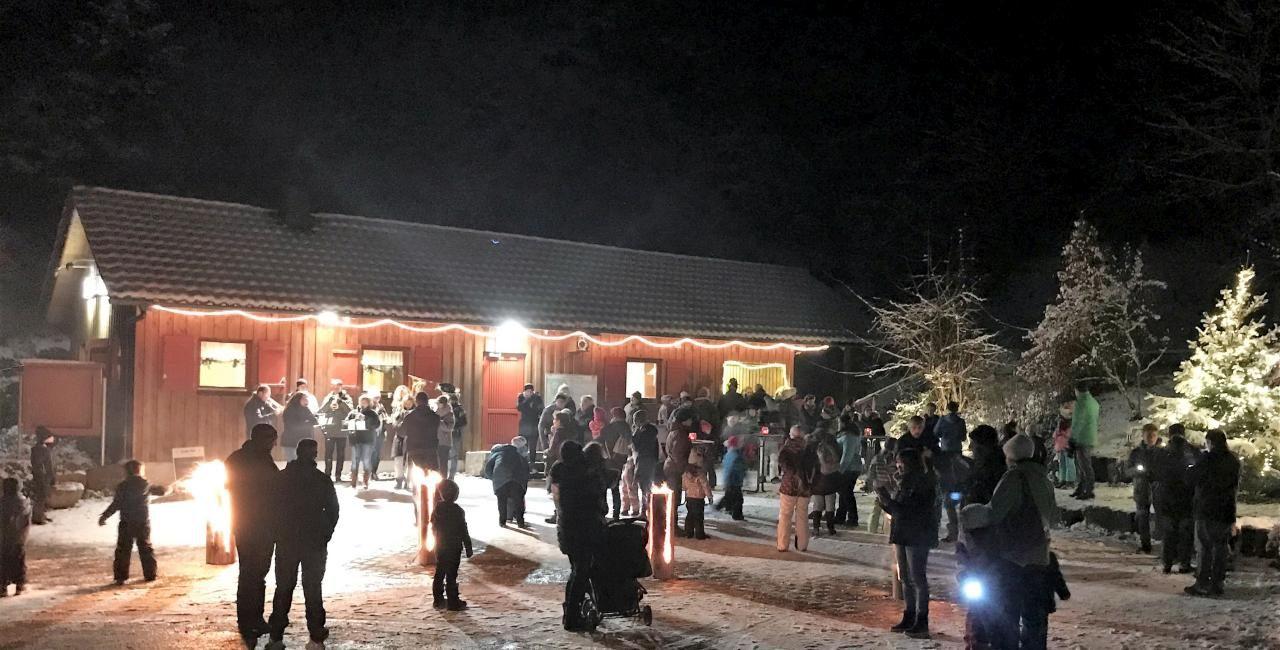 Waldweihnacht 2017